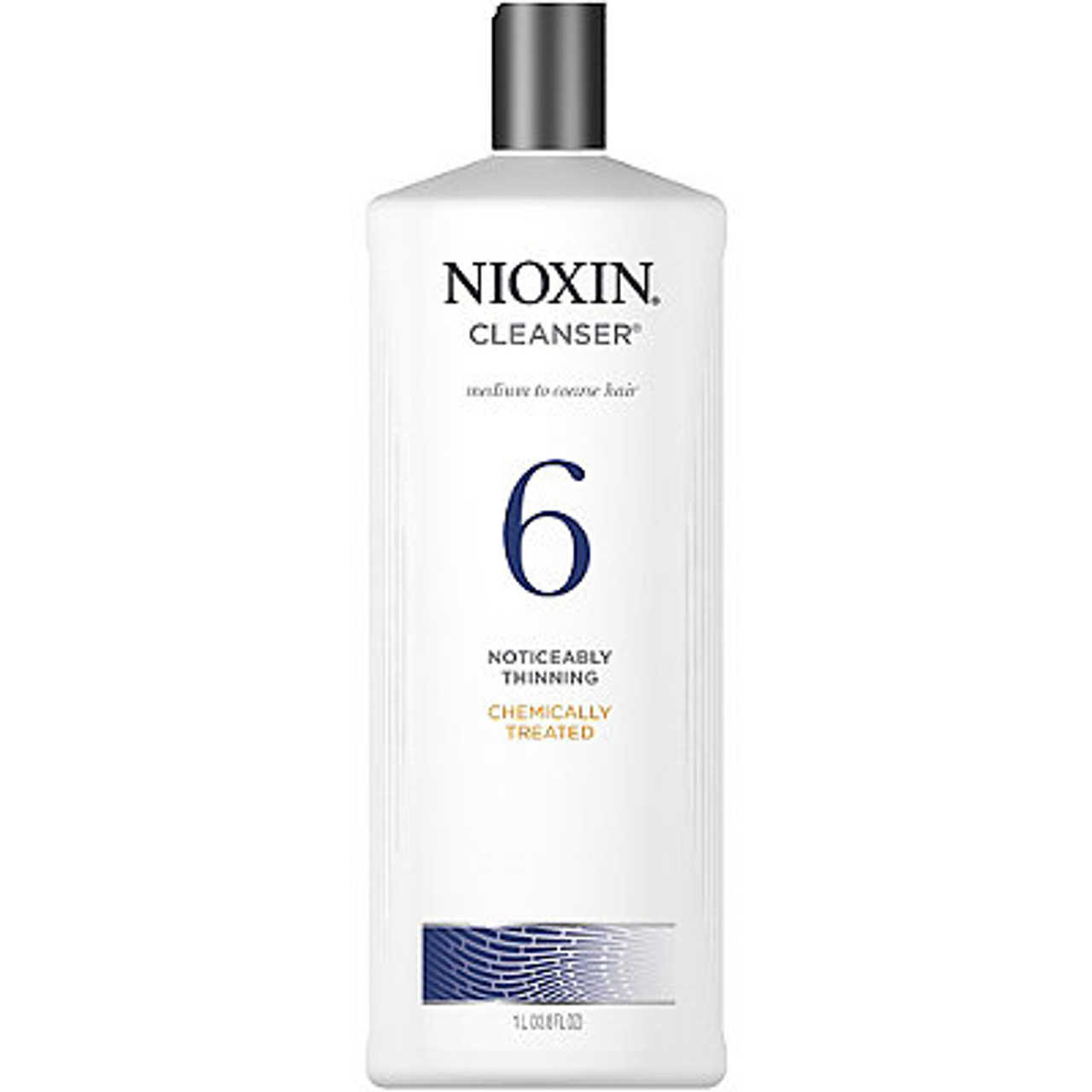 Nioxin System 6 Cleanser 1L