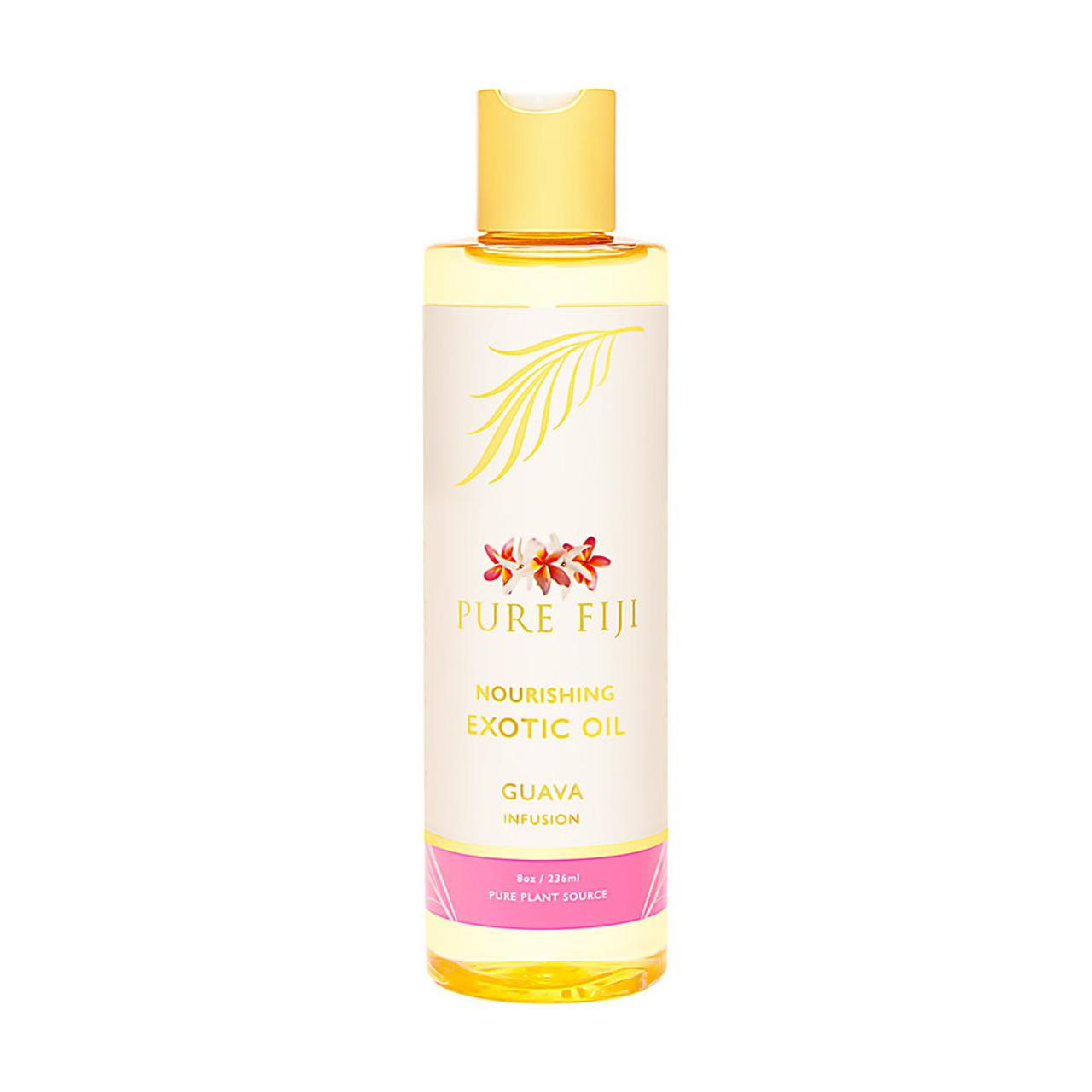 Pure Fiji Exotic Massage Oil - Guava