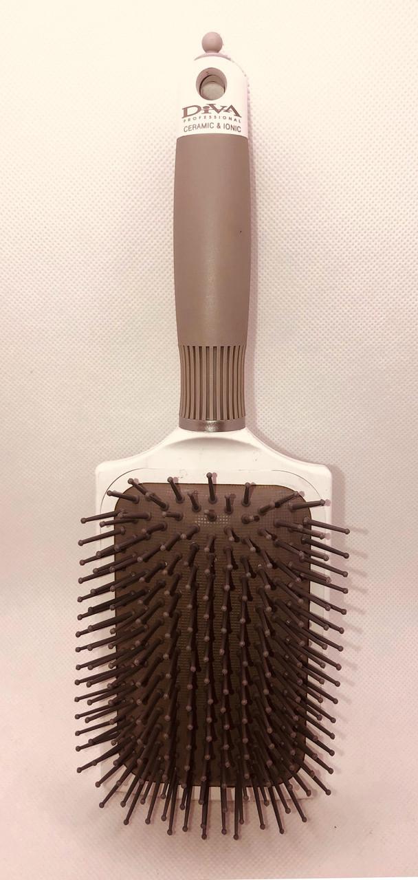 Ceramic Ionic Paddle Brush