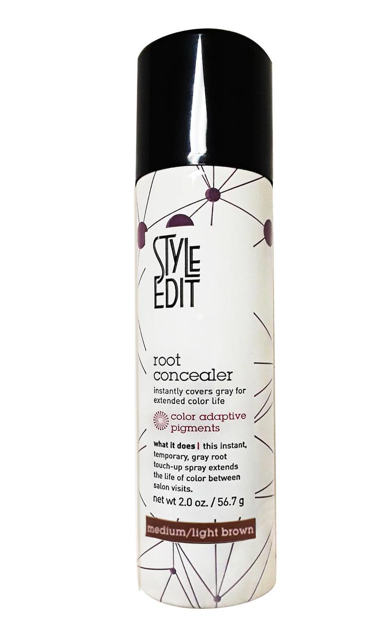 Style Edit Root Concealer - Medium Brown
