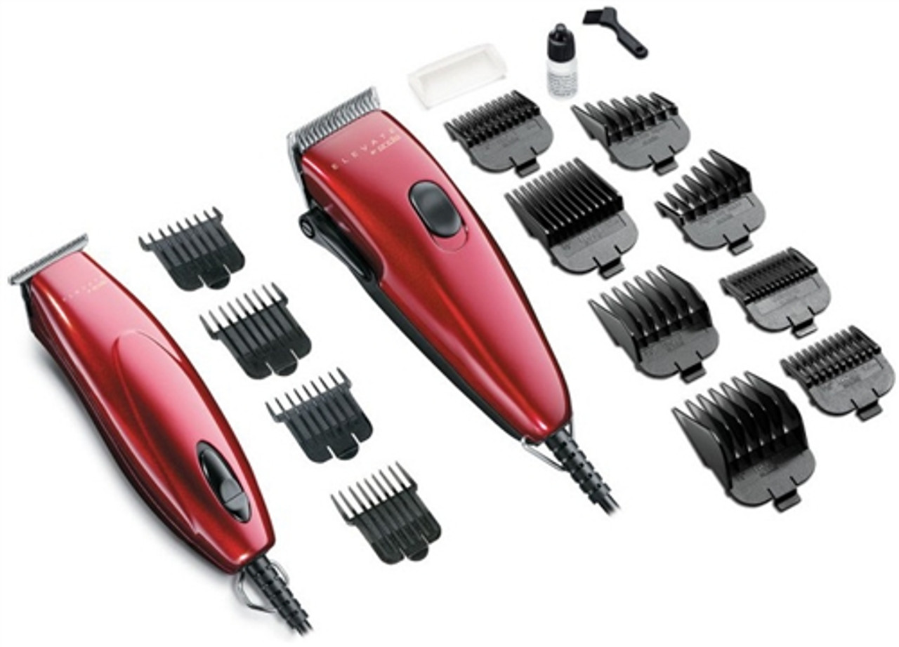 Andis ColorWaves Clipper/Trimmer Combo