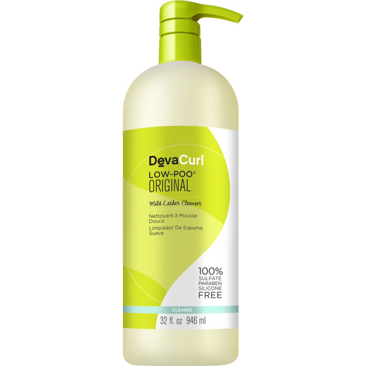 DevaCurl Low-Poo - 32 OZ