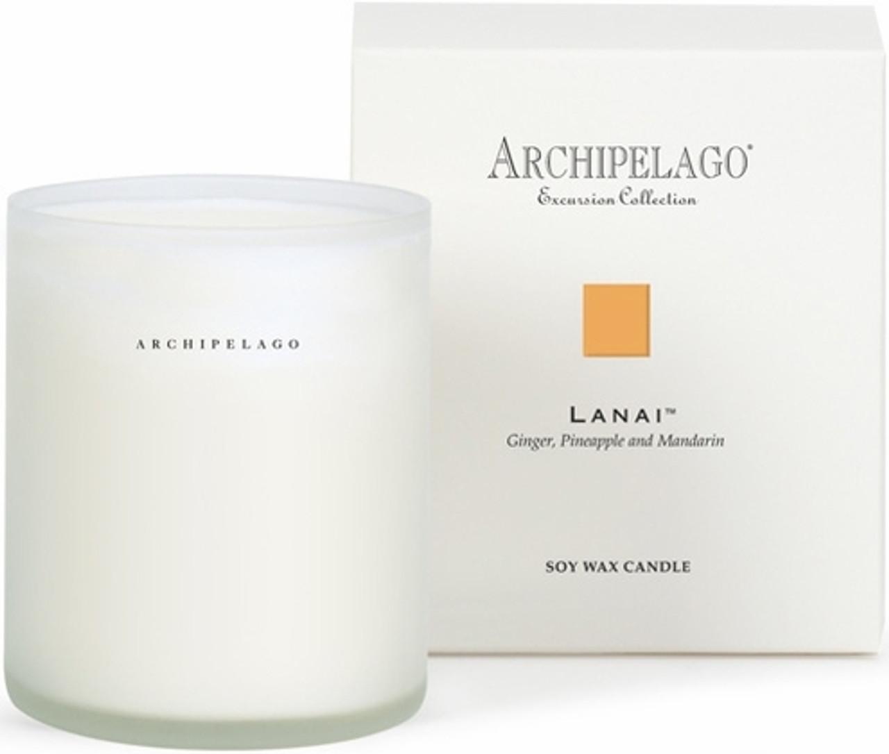 Archipelago Lanai Soy Candle