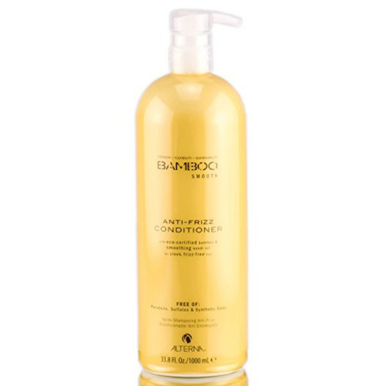 Alterna Bamboo Anti-frizz Conditioner 1L