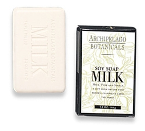 Archipelago Soy Milk Soap 5.2 oz
