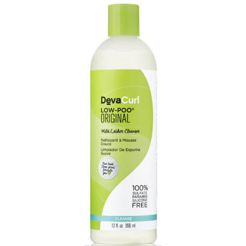 DevaCurl Low-Poo - 12 OZ