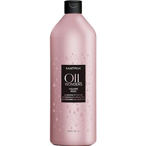 Matrix Oil Wonders Volume Rose Conditioner liter