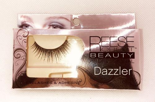 Dazzler Strip Lashes W/Adhesiv