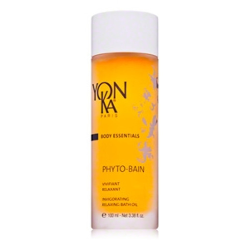 Yon-ka Relaxing bath oil Body Essentials Phyto-Bain 3.5 oz