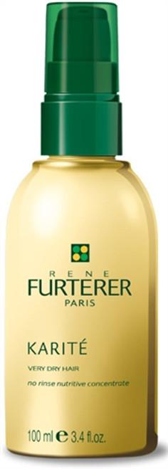 Rene Furterer Karite No-Rinse Nutritive Concentrate 3.4 oz