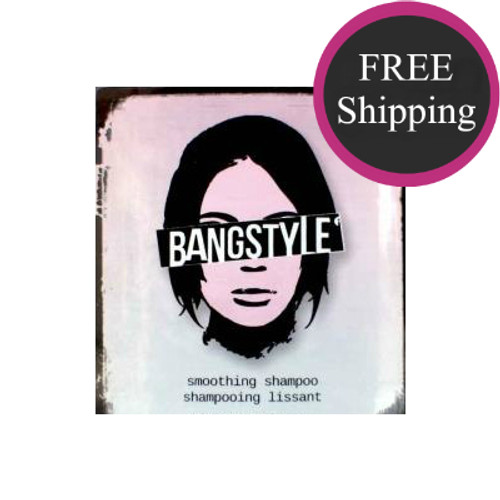 Bangstyle Smoothing Shampoo, 3.4 oz: Free shipping
