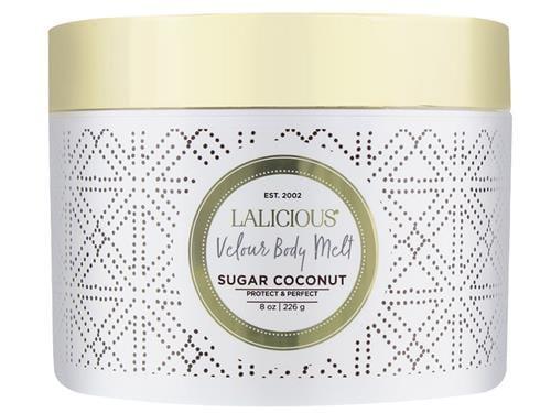 Sugar Coconut Velour Body Melt 8 oz
