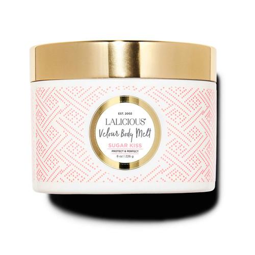 LaLicious Velour Body Melt Sugar Kiss Protect & Perfect 8 Oz
