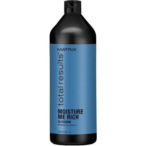 Matrix Total Results Moisture Me Rich Shampoo 1L