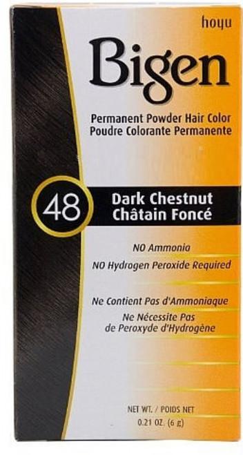 Bigen Dark Chestnut 48