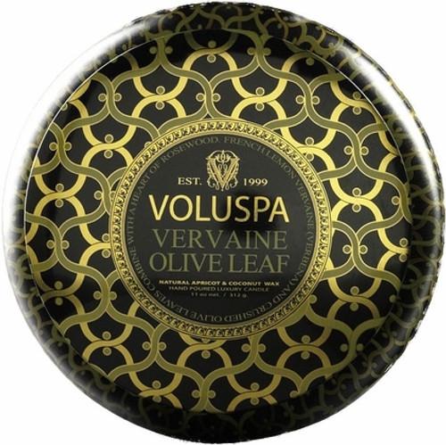 Voluspa Metallo - Vervaine Olive Leaf