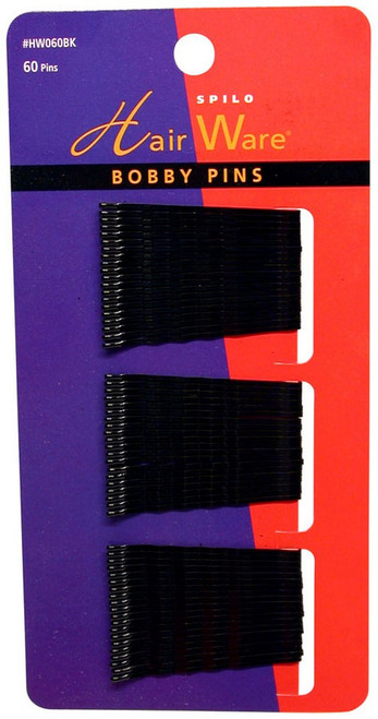 "Bobby Pins 2"" Black"