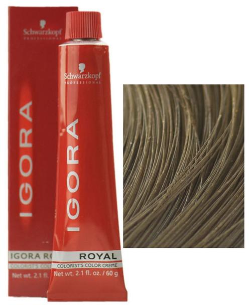 7-0 Medium blondee Schwarzkopf Igora Royal Permanent Color Creme -  2.1 oz