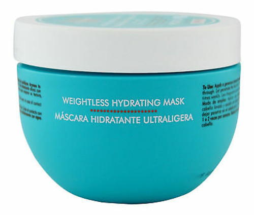Moroccanoil Weightless Hydrating Masque 8.5 oz, side view