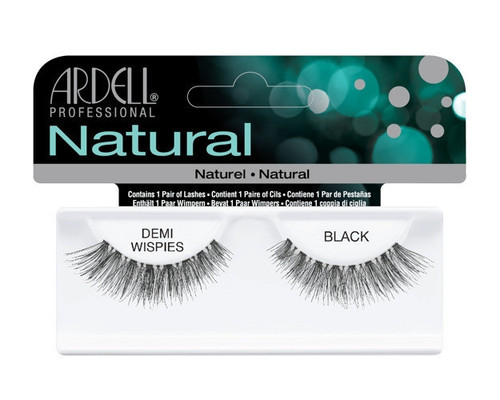 Ardell Natural Lashes - Demi Wispies Black