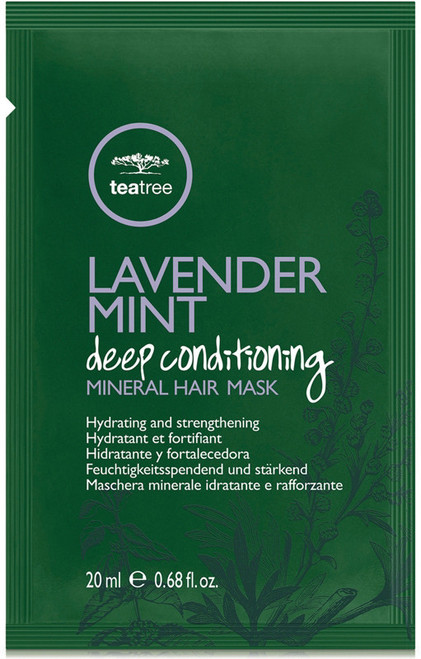 Paul Mitchell Tea Tree Lavender Mint Deep Conditioning Mask
