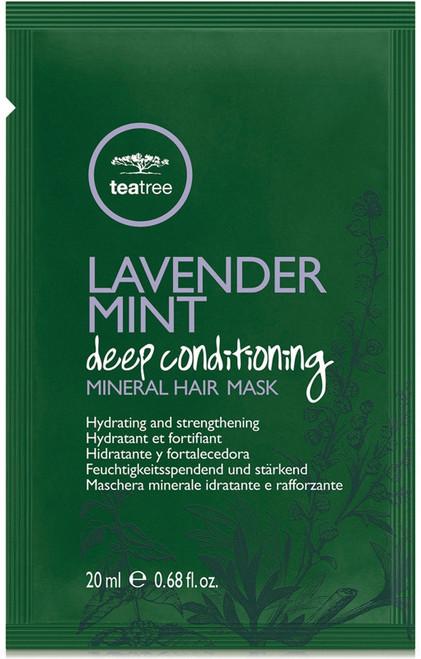 Paul Mitchell Tea Tree Lavender Mint Deep Conditioning Mask