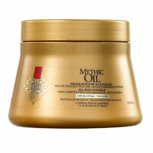 L'Oreal Mythic Oil Masque Thick 6.7 oz