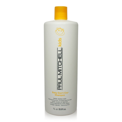 Paul Mitchell Baby Don't Cry Shampoo 33.8 oz