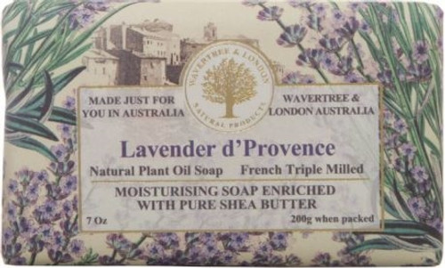 Wavertree & London Luxury Soap - Lavender D'Provence