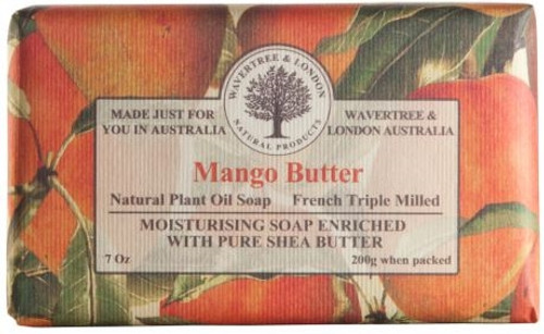 Wavertree & London Luxury Soap - Mango Butter