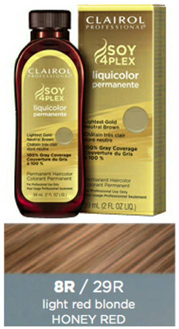 Clairol 29R Honey Red