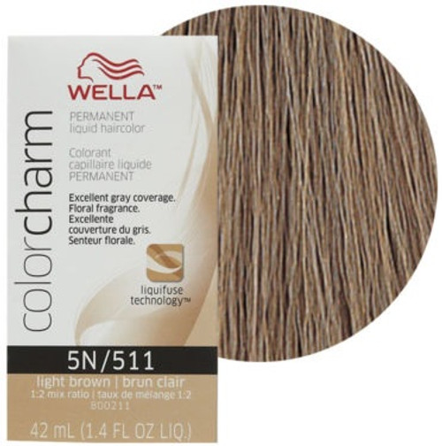 Wella Color Charm 511 - Light Brown