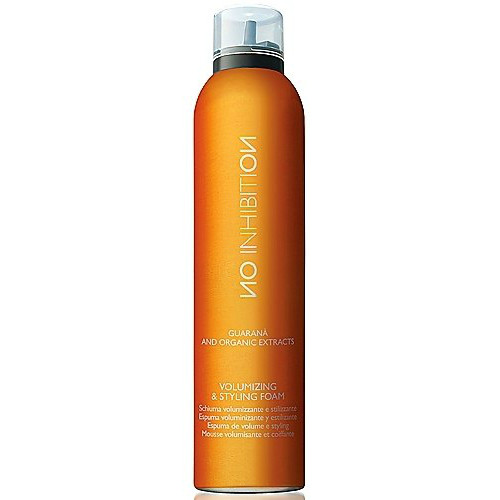 No Inhibition Volumizing & Styling Foam 8.4 oz