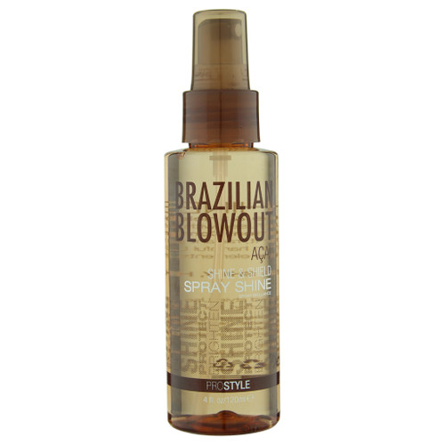 Brazilian Blowout Shine and Shield Spray Shine 4 oz