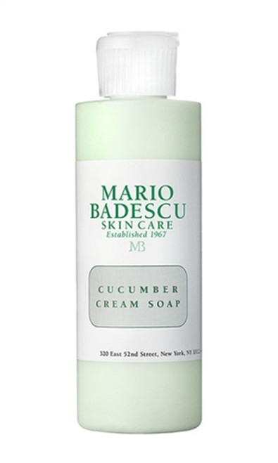 Mario Badescu Cucumber Cream Soap - 16 OZ