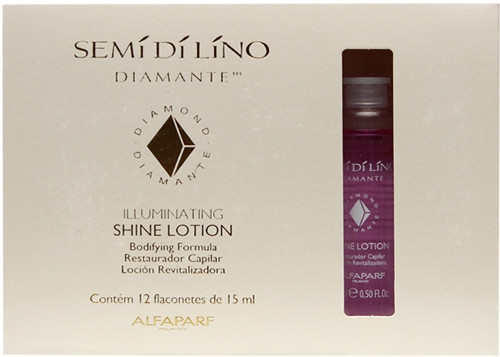 Alfaparf Semi di Lino Diamante Illuminating Shine Lotion: