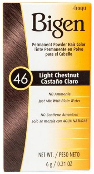 Bigen 46 Light Chestnut 0.21 oz