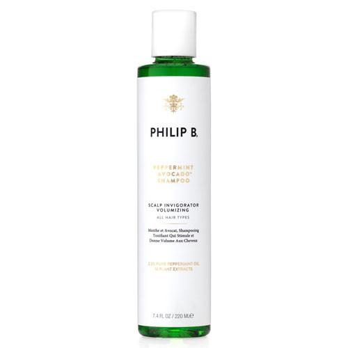 Philip B Peppermint and Avocado Volumizing & Clarifying Shampoo 7.4 oz