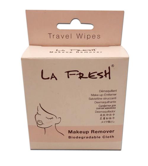 La Fresh Make-Up Remover Wipes