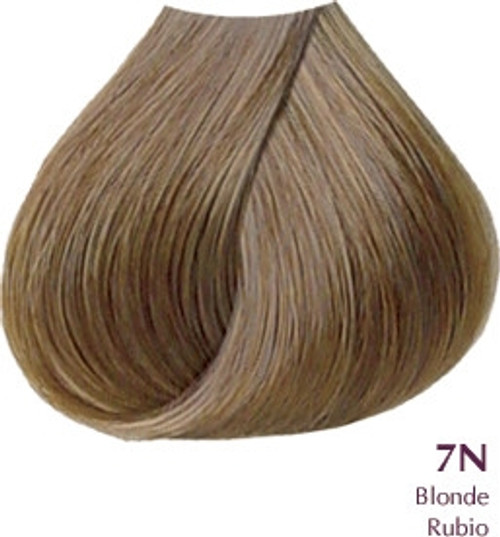 Satin Hair Color - Naturals - 7N Blonde