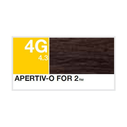 Aloxxi 4G Creme Color:  Apertiv-o for 2