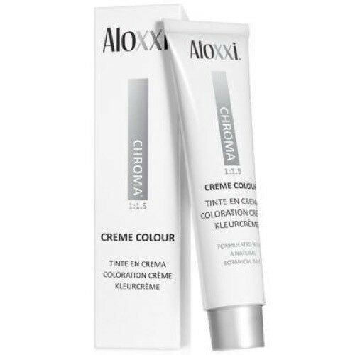 Aloxxi 4G Creme Color 2 oz - box and tube