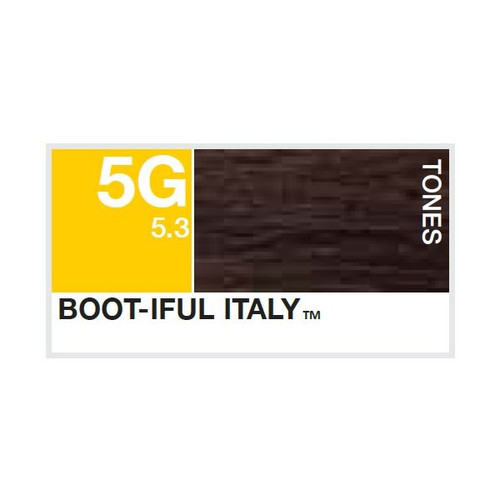 Aloxxi 5G Creme Color: Boot-iful Italy