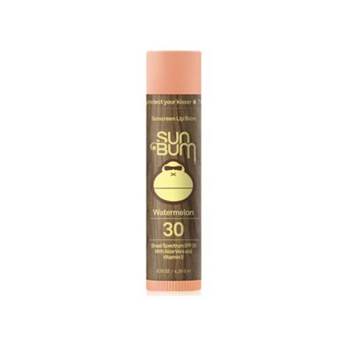 Sun Bum Sunscreen Lip Balm Watermelon SPF 30