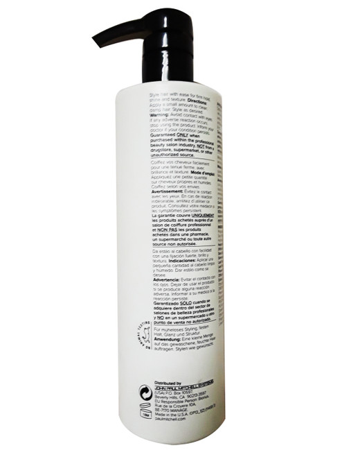 Paul Mitchell Super Clean Sculpting Gel 16.9
