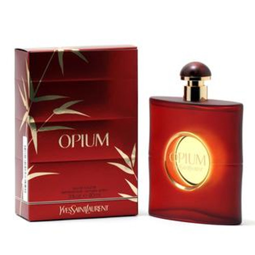 Opium Women 3.4 Oz Edt Sp