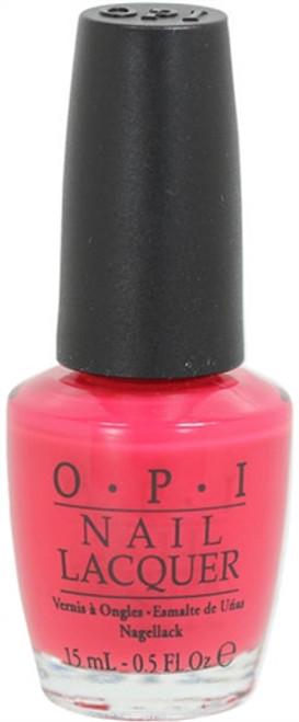 Opi - Brights Collection - Charged Up Cherry