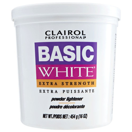 Clairol Basic White Powder Bleach 1 lb