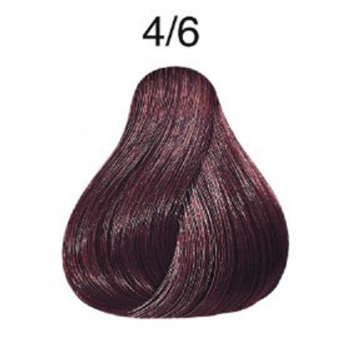Wella 4/6 Semi-Permanent Hair Color: Claret