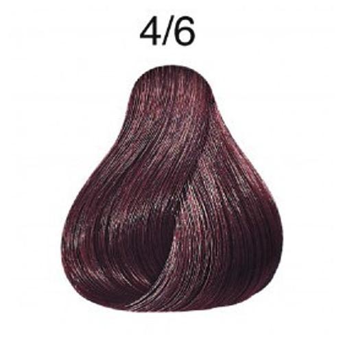 Wella 4/6 Semi-Permanent Hair Color: Claret